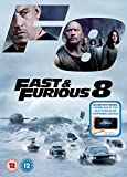 Picture Of Fast & Furious 8 DVD + digital download [2017]
