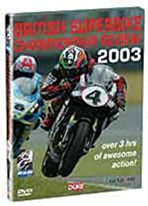 British Superbike Championship Review: 2003 [DVD]