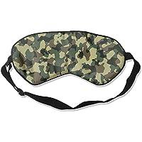 angenehmen Schlaf Augen Masken Camouflage Textur gedruckt Schlafmaske für Reisen, Night Noon Nap, Vermittlung... preisvergleich bei billige-tabletten.eu