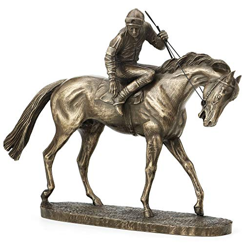 Fiesta Studios On Parade von David Geenty Bronzefigur, 18 cm hoch