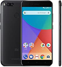 "Xiaomi Mi A1 Smartphone 64GB (Dual Sim, 14cm (5.5"") FHD Display, 12 MP Kamera, Android 7.1.2) Schwarz"