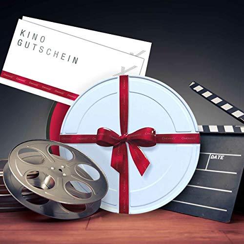CinemaxX Filmdose Double mit 2 Kinogutscheinen