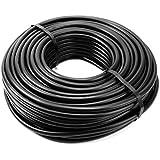 Waskönig+Walter Erdkabel PVC schwarz NYY-J 5x1,5 Ring 50m zur Verlegung im Freien, Erdreich