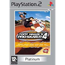 Tony Hawk's proskater 4