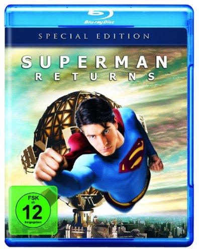 Bild von Superman Returns [Blu-ray] [Special Edition]