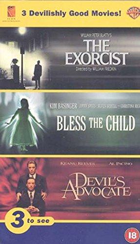 Preisvergleich Produktbild Exorcist,  The / Bless The Child / Devil's Advocate [UK IMPORT]