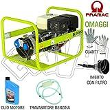 E8000-SHI 230 V (6,00 kVA) Honda GX270 + Service - Gutschein inclusiv