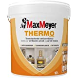 MaxMeyer Pittura per interni Termica Thermo Active BIANCO 10 L