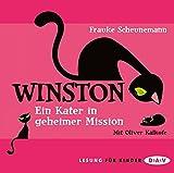 Winston: Ein Kater in geheimer Mission (Bd. 1)