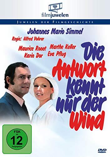 Die Antwort kennt nur der Wind - Johannes Mario Simmel (Filmjuwelen)