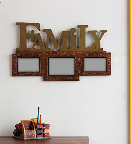 The Attic Family Photo Frame