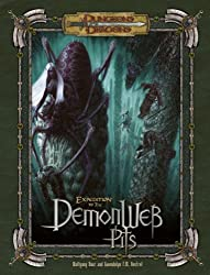 Expedition to the Demonweb Pits (D&D Supplement)