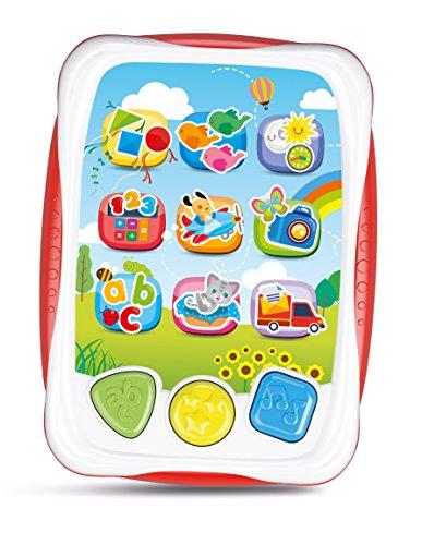 tablet giocattolo Clementoni 17140 - Il Mio Primo Tablet