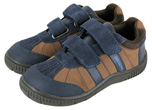Gioseppo - Obi, Sneakers per bambini e ragazzi, multicolore (marino/marron), 37