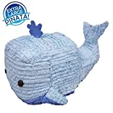 Extra Large Blue Whale Pinata