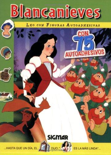 Blancanieves/snow White (LEON CON FIGURAS AUTOADHESIVAS  Serie II)