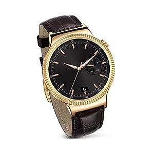 Huawei Elite – Smartwatch (Bildschirm 1,4 Zoll/3,5 cm, 512 MB RAM), goldfarben