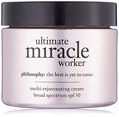 Philosophy Ultimate Miracle Worker Multi-Rejuvenating Cream Broad Spectrum Spf