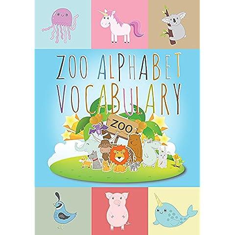 ABC : Zoo Alphabet Vocabulary: Baby ABC (English Edition) - Abc Zoo