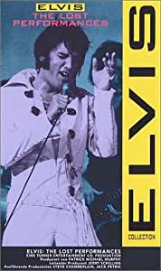 Elvis - The Lost Performances [VHS]