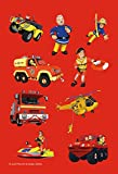 Feuerwehrmann Sam: Brandheißer Sticker- und Malspaß: über 500 Sticker Vergleich