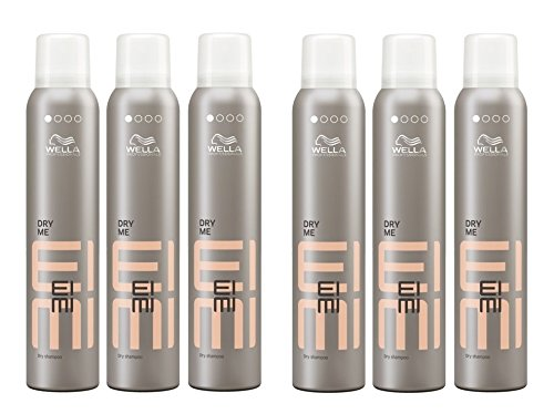 Wella EIMI Dry Me 6 x 180 ml Trockenshampoo Volume Styling Professionals