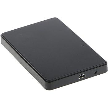 2.5    USB 3.0 Sata Boîtier pour Disque Dur Externe Housse De Coque  Enclosure Noir 45ef1b10dd0d