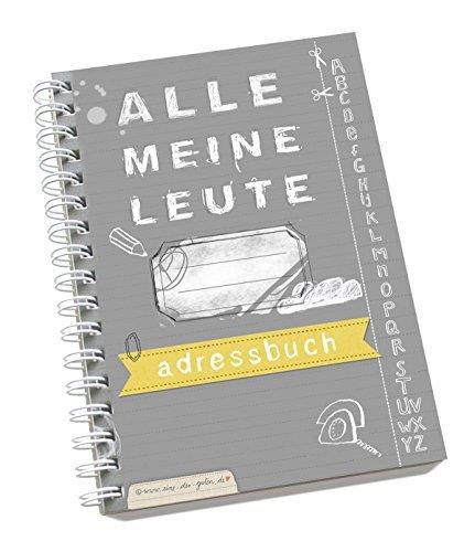 Adressbuch