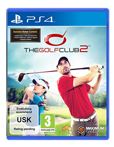 The Golf Club 2 - [Playstation 4] (Playstation Spiele Golf 4)