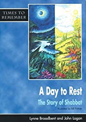 A Day to Rest - Big Book: The Story of Shabbat (Times to Remember)