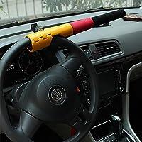 Steering Wheel Lock Bloqueo de Volante Universal Estilo T antirrobo para Coche, Camión, Béisbol