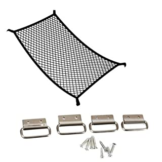 akhan 60262 elastischen Gepäcknetz 80x60 cm