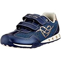 Geox Jr New Jocker D, Zapatillas para Niñas