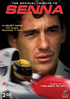 Ayrton Senna: The Official Tribute, 1960-1994 [DVD] by Ayrton Senna (B00023JDK8) | Amazon price tracker / tracking, Amazon price history charts, Amazon price watches, Amazon price drop alerts