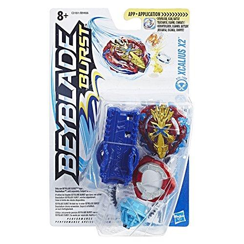 Hasbro Beyblade Burst C3181ES0 - Starter Pack Xcalius X2, Kreisel Test