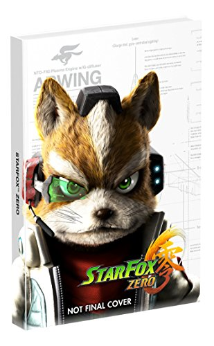 Star Fox Zero Collector's Edition Guide por Joseph Epstein