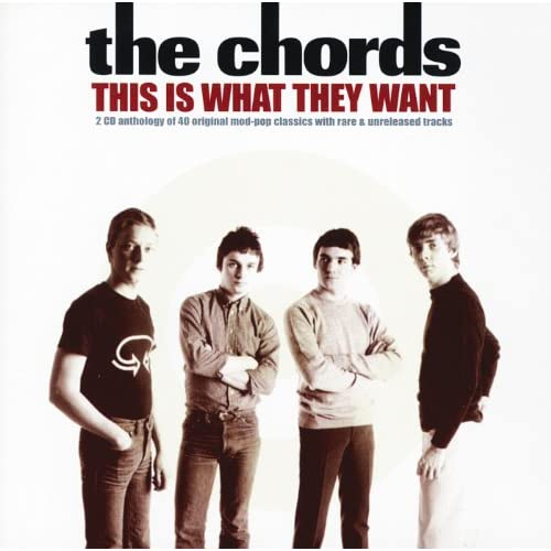 This Is What They Want A Chords Anthology Cd Set By The Chords
