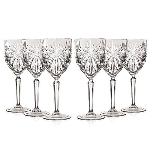 Rcr cristallo oasis bicchieri da vino bianco lavabili for Bicchieri cristallo