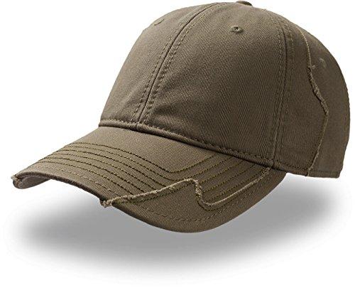 Hurricane Cap - Farbe: Olive - Größe: One Size