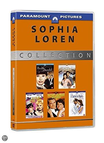 Olympia-kollektion (Sophia Loren Kollektion (5 DVD Box Set): Prinzessin Olympia / Begierde unter Ulmen / Die Dame und der Killer / Hausboot / Es begann in Neapel)