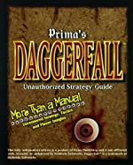 Daggerfall Unauthorized Strategy Guide de Edward Carmien