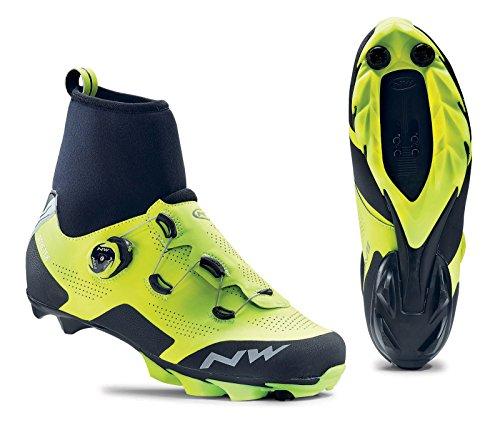 Northwave Raptor GTX - Zapatillas - amarillo/negro Talla del calzado 42 2017