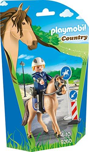 Playmobil 9260 - Berittener Polizist