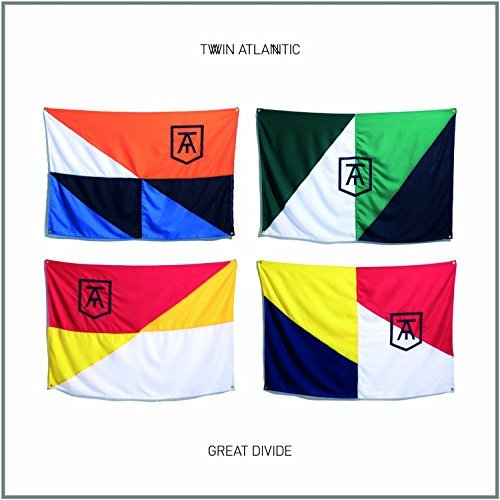 Great Divide By Twin Atlantic (2014-08-18)