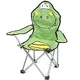 Eurohike Kinder Crocodile Chair, Grün, Einheitsgröße