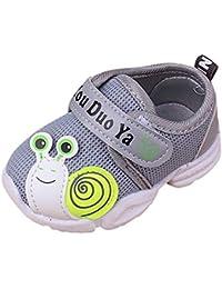 440667f72 Zapatos para Unisex Bebé Niños niñas Otoño Invierno PAOLIAN Calzado de Primeros  Pasos Suela Blanda Antideslizante
