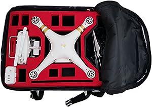 Rucksack / Transportrucksack von MC CASES passend für DJI Phantom 3 Professional & Advanced