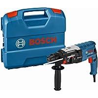 Bosch Professional GBH 2-28 Martello Perforatore, Mandrino SDS-Plus, 880 W, Foro Calcestruzzo 28 mm, in Valigetta