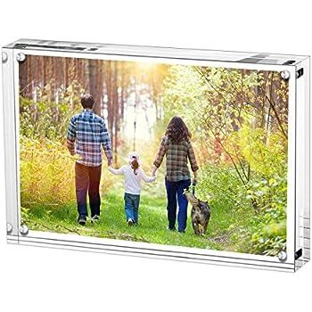 """Boxalls Cadre de photo acrylique clair 5"""" / Alex Porte-photo - Cadres"""