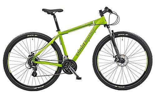 Claud Butler Cape Wrath 1 21 Inch Green Performance MTB Bike